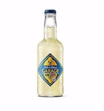 Пиво Гараж  Лимон 0,44л