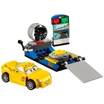 Конструктор Гоночный симулятор Круз Рамиреc LEGO Juniors (10731)