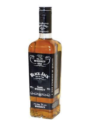Напій алкогольний  Black Jack 0.7л