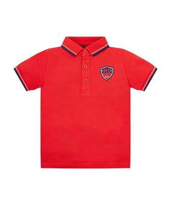Червона сорочка-поло від Mothercare