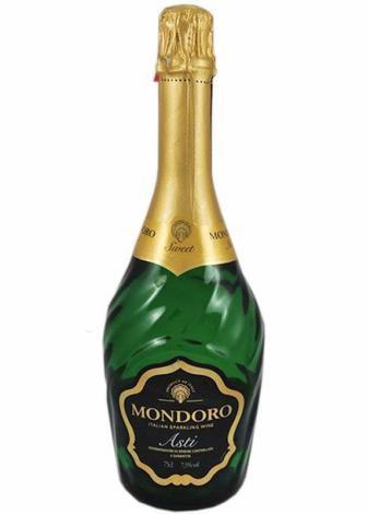 Вино ігристе Мондоро Асті біле солодке