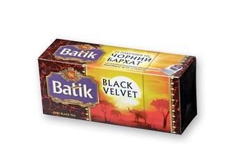 Чай чорний Батік 20 пак