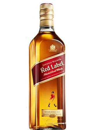 Виски Johnnie Walker Red label 0,7 л
