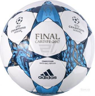 Футбольний м'яч Adidas Finale Cardiff Competition р. 5 AZ5201