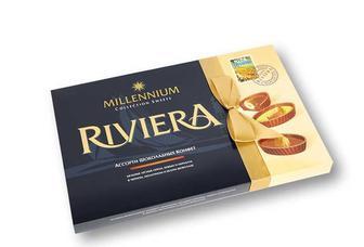 Цукерки Riviera, асорті Millennium 250 г