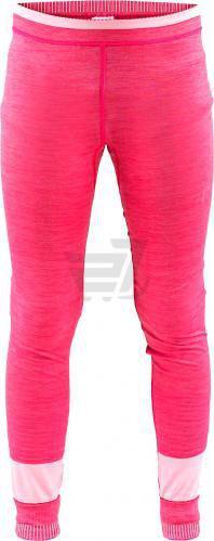 Термоштани Craft Fuseknit Comfort Pants Junior 1906634-B20705 122/128 рожевий