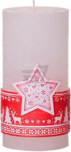 Свічка Скандинавія 14 см Bartek Candles
