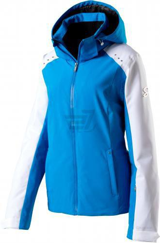 Куртка McKinley Annela 267340-0543 34 блакитний
