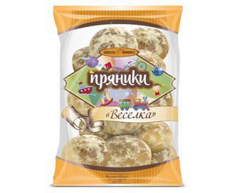 Пряники «Київхліб» «Веселка» 420г