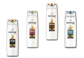 Шампунь Густе та міцне/ Очищення та живлення/ Aqua Light/Інтенсивне відновлення, 400 мл PANTENE Pro-V