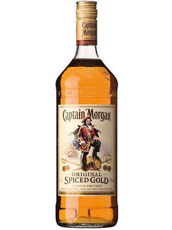 Ром Spiced Gold Captain Morgan 1 л