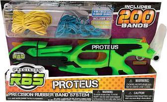 Бластер, що стріляє резинками Super Impulse Proteus 611