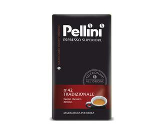 Кава мелена натуральна смажена Pellini Tradizional, 250г