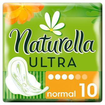 Прокладки Naturella Camomile Ultra Normal №10