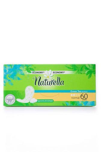 Прокладки ежедневные Naturella с ароматом Зеленого чая 60шт