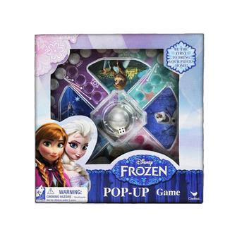 Настольная игра с кнопкой Ледяное сердце Spin Master mini (SM98283/6033079)