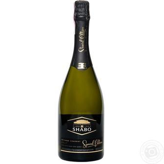 Вино игристое Шабо Gold Special Edition белое брют 10,5-13,5%
