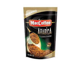 Кава розчинна МасCoffee Arabica, 30г