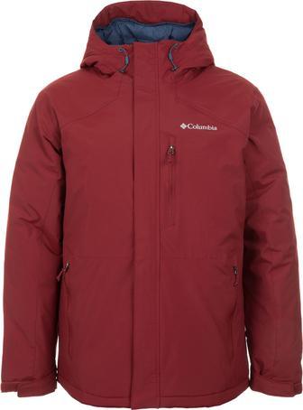 Куртка утеплена чоловіча Columbia Murr Peak II червона