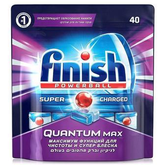 Таблетки для посудомоечных машин Finish 40/90 шт