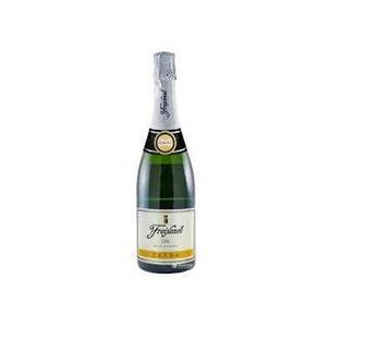 Вино Игристое белое полусухое Freixenet Extra Cava 0.75 л