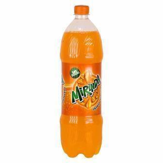 Напиток со вкусом апельсина Mirinda 1,5л
