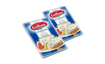 Сир блакитний Горгонзола Кремосо 48% Гальбані 150 г