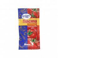 Паста томатная 25%, Щебпак!, 70г