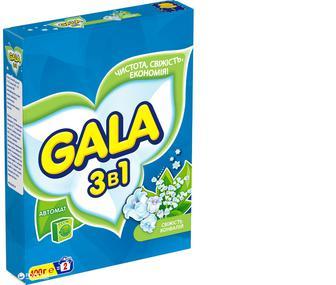 Порошок пральний автомат, Гала, 400г