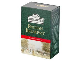 Чай English Brekfast Ahmad tea 100г