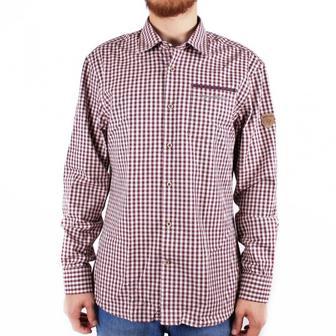 Рубашка с длинным рукавом Hans Flanellkaro-Langarmhemd