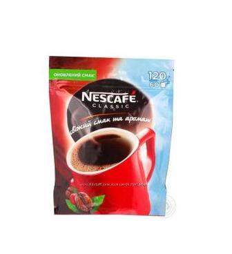 Кава розчинна Classic Nescafe 120г