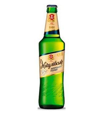 Пиво Жигулівське Запорізького Розливу 0,5 л