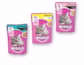 Корм для котів Whiskas 100 г