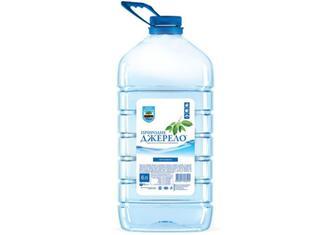 Вода питна Природне джерело негазована 6л,