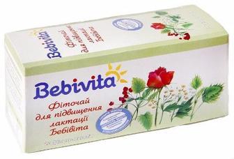 Фиточай Bebivita для лактации 30г