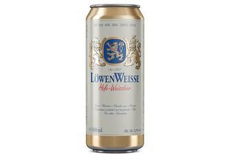 Пиво Lowenbrau Weisse світле, 0,5л
