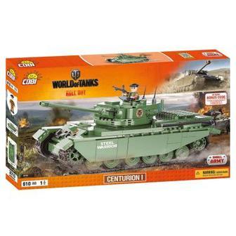 Конструктор COBI Word Of Tanks Центурион (COBI-3010)