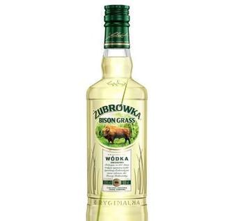 Водка Zubrowka Bison Grass 0.5 л 37.5%
