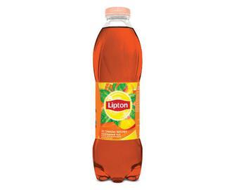 Чай холодний Lipton, чорний персиковий, 1 л