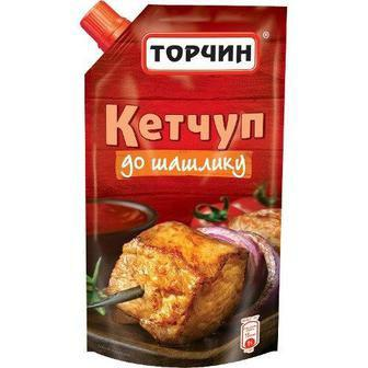 Кетчуп Торчин до шашлика 300 г