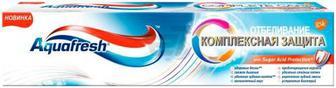Зубна паста Aquafresh Комплексний захист 100 мл