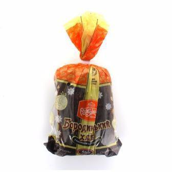 Хліб Бородинський з насінням Рум'янець 500 г