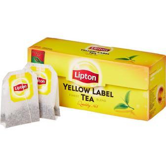 Чай чорний байховий Ліптон 25 г