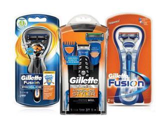 Станки для гоління Gillette Fusion