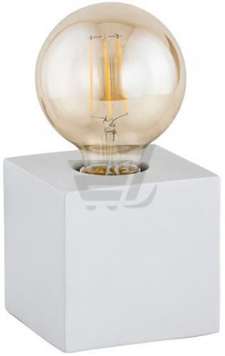 Настільна лампа декоративна TK Lighting Pop 1TS 1x60 Вт E27 сірий