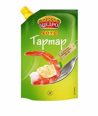 СОУС Тартар 200г Щедро
