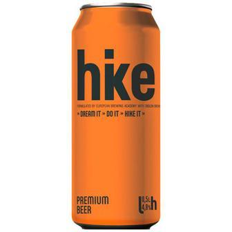 Пиво Hike premium 0.5л