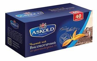 Чай Высокогорный, 40пак, Аскольд