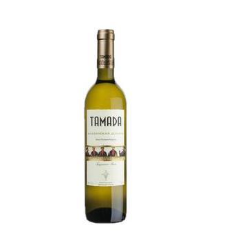 Вино Тамада Алазанська долина біле н/солодке 0,75 л